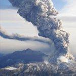 В Японии проснулся вулкан Синмоэ