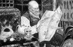 Какими были новости 100 лет назад