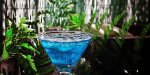 Коктейльная карта — Голубая лагуна