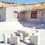 В отеле в Боливии мебель и постель сделаны из соли