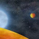 Выжженные планеты показали гибель Земли