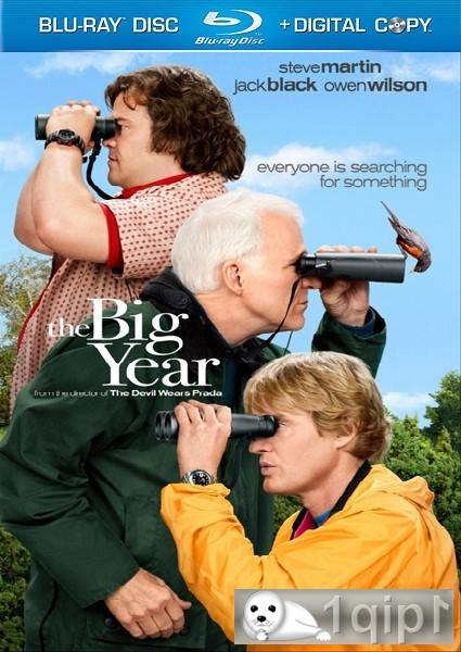 Большой год / The Big Year (2011/BDRip 720p/HDRip)