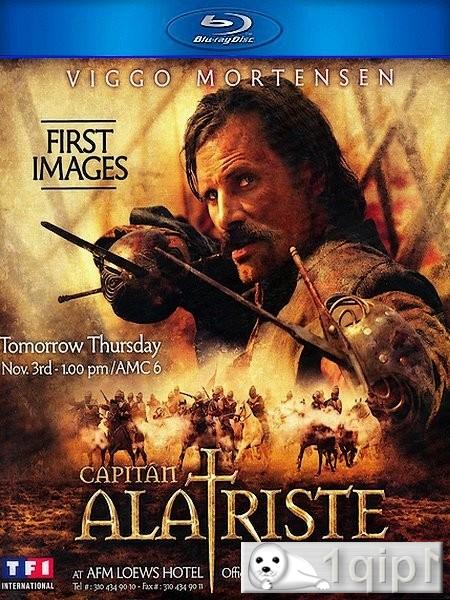 Капитан Алатристе / Alatriste (2006/BDRip/BDRip 720p/BDRip 1080p)