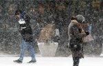 Аномальные холода: В Европе погибли 110 человек