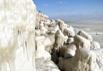 Черное море замерзло впервые за 30 лет
