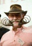 В Норвегии прошел конкурс усов и бород