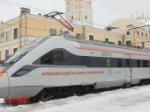Первый украинский скоростной поезд прошел испытания