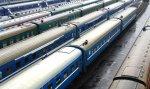 Новый график движения поездов на Украине