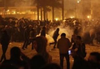 В Египте полиция газом разогнала сторонников Мурси