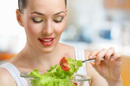 Главные правила здорового питания.