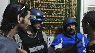 Сирия: мировые державы спорят о военном вмешательстве