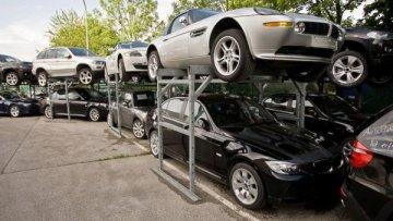 Импорт автомобилей в Украину остановлен из-за утилизационного сбора