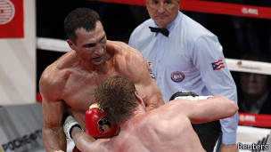 Кличко победил Поветкина в 12 раундах