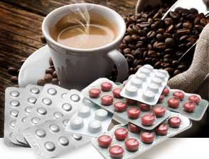 Не совмещайте кофе и лекарства