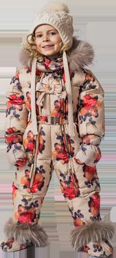 Выбираем зимнюю одежду для ребенка.
