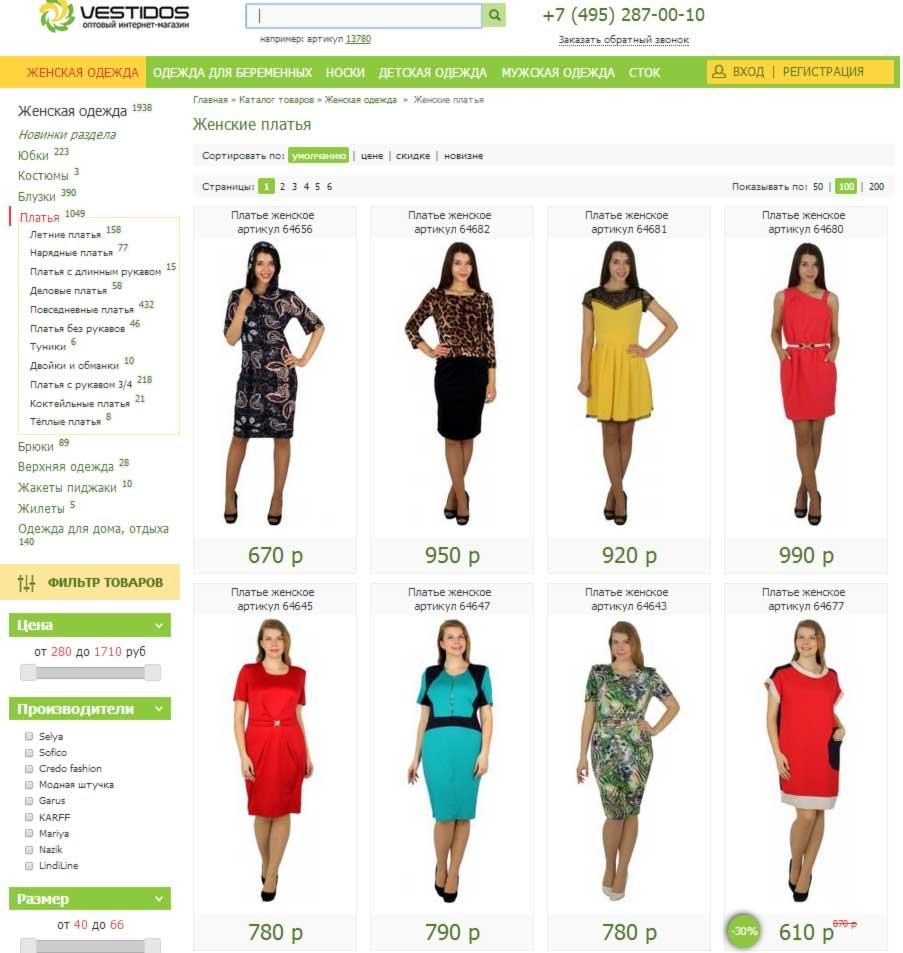 Бизнес План Женская Одежда Германия